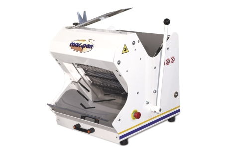 Semi-automatic bread slicer - Series MINI