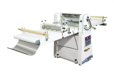 Pastry Sheeter - MK600TC - With Cutting Station