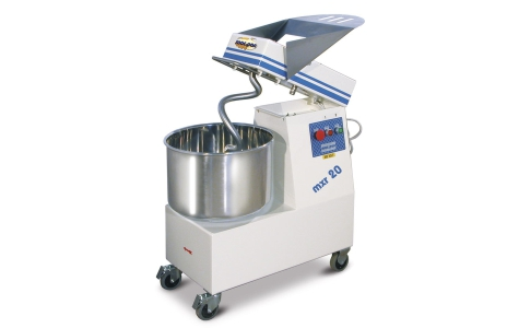 Spiral Mixers - Series MX